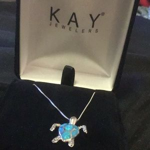 Brand new without tags Sea Turtle necklace
